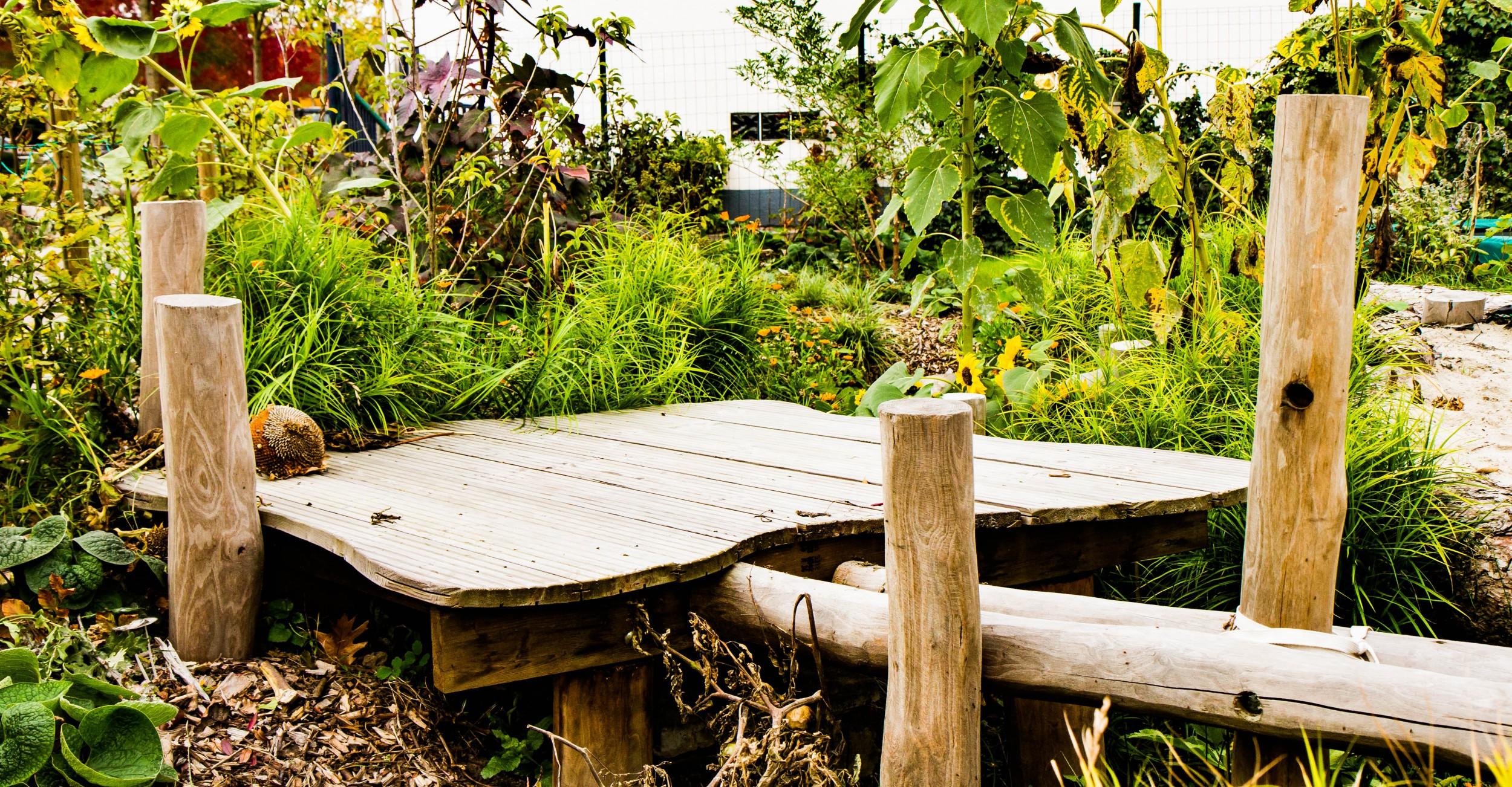 Tuin- en omgevingsaanleg